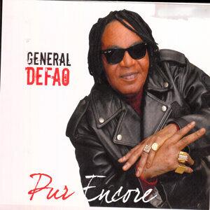 General Defao 歌手頭像