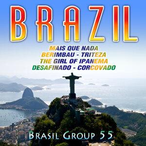 Brasil Group 55 歌手頭像