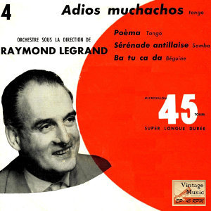 Raymond Legrand And His Orchestra 歌手頭像