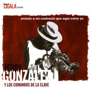 Jerry Gonzalez|Los Comandos de la Clave 歌手頭像