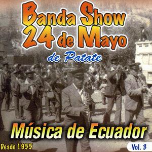 Banda 24 de Mayo de Patate 歌手頭像