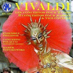 Concerto Polacco, Marek Toporowski, Pierre-Yves Madeuf, Cyrille Grenot, Giorgio Mandolesi, Teresa Kaminska 歌手頭像