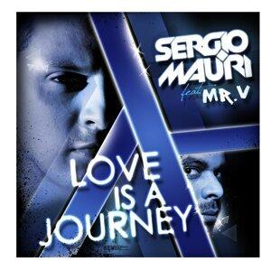 Sergio Mauri, Mr. V 歌手頭像