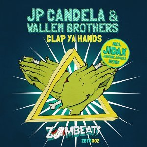 Jp Candela, Wallem Brothers 歌手頭像