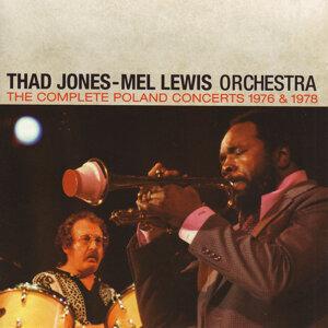 Thad Jones & Mel Lewis Orchestra 歌手頭像