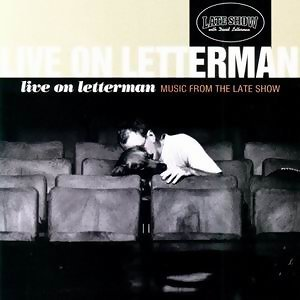 Live On Letterman アーティスト写真