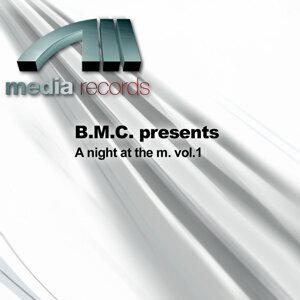 B.M.C. presents 歌手頭像