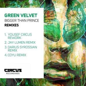 Green Velvet 歌手頭像