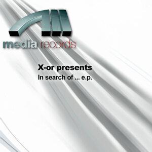X-or presents 歌手頭像