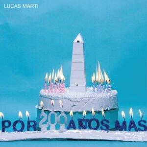 Lucas Martí 歌手頭像