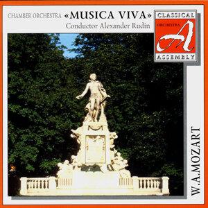 """Chamber orchestra """"Musica Viva"""" 歌手頭像"""