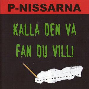 P-Nissarna 歌手頭像