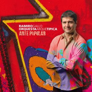 Ramiro Gallo - Orquesta Arquetípica 歌手頭像