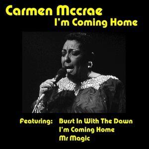 Carmen McCrae 歌手頭像