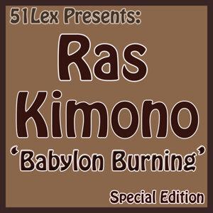 Ras Kimono