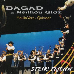 Bagad Ar Meilhou Glaz (Moulin Vert - Quimper) 歌手頭像