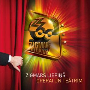 Zigmars Liepins 歌手頭像