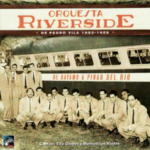 Orquesta Riverside De Pedro Vila 1953-1959 歌手頭像