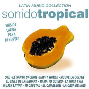 Sonora Latina 歌手頭像