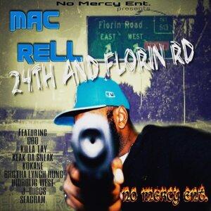Mac Rell 歌手頭像