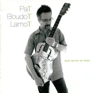 Pat Boudot Lamot 歌手頭像
