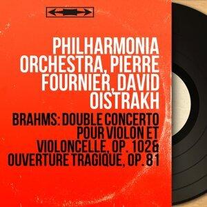 Philharmonia Orchestra, Pierre Fournier, David Oistrakh 歌手頭像