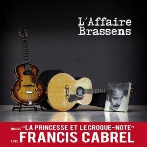 Francis Cabrel, Patrick Salinié, Pascal Bonnefon, Jean Bonnefon, Jacques Gandon 歌手頭像