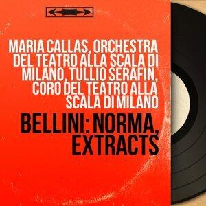 Maria Callas, Orchestra del Teatro alla Scala di Milano, Tullio Serafin, Coro del Teatro alla Scala di Milano 歌手頭像