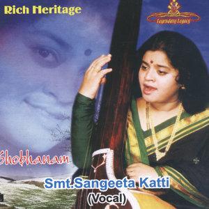 Sangeeta Katti 歌手頭像