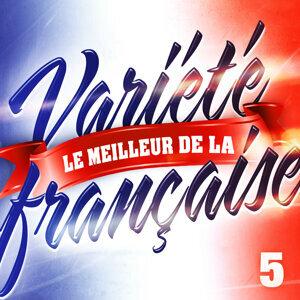 Variété Française 歌手頭像