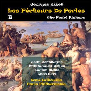 Paris Philharmonic Orchestra 歌手頭像