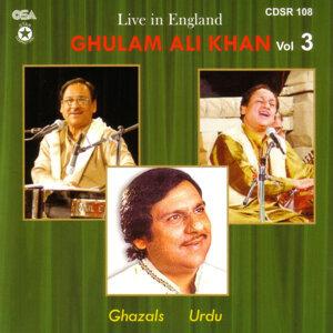 Ghulam Ali Khan 歌手頭像