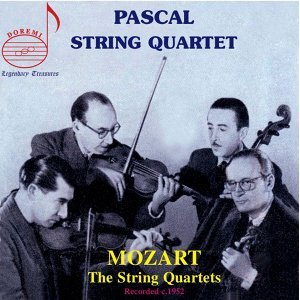 Pascal String Quartet 歌手頭像