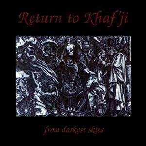 Return to Khafji 歌手頭像