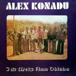 Alex Konadu 歌手頭像