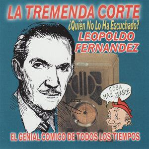 Leopoldo Fernández, Anibal de Mar 歌手頭像
