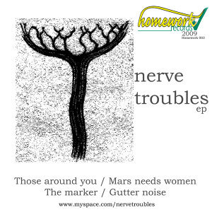 Nerve Troubles 歌手頭像