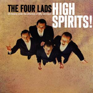 The Four Lads (Los Cuatro Amigos) 歌手頭像