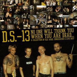 DS-13 歌手頭像