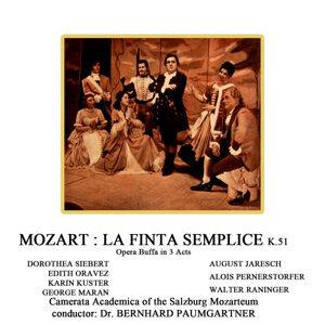 Camerata Academica Of The Salzburg Mozerteum 歌手頭像