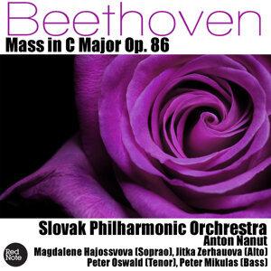 Slovak Philharmonic Orchrestra, Anton Nanut 歌手頭像