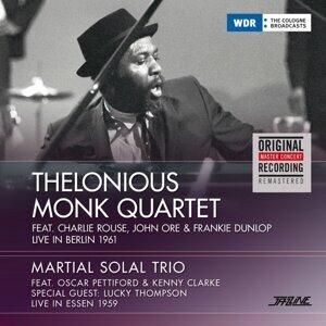Thelonious Monk Quartet, Martial Solal Trio 歌手頭像