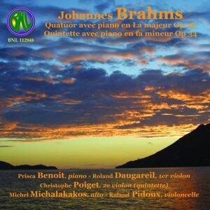 Quatuor Prisca Benoît 歌手頭像