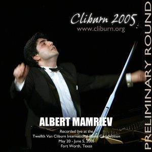 Albert Mamriev 歌手頭像
