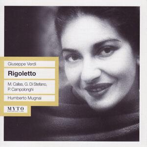 H. Mugnai, M. Callas, G. Di Stefano, P. Campolonghi 歌手頭像