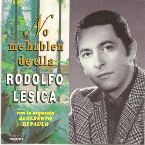 Rodolfo Lesica con la orquesta de Alberto Di Paulo 歌手頭像