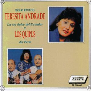 """Teresita Andrade """"La Voz Dulce del Ecuador"""" & Los Quipus 歌手頭像"""
