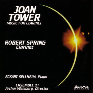 Robert Spring Clarinet and Ensemble 21 歌手頭像