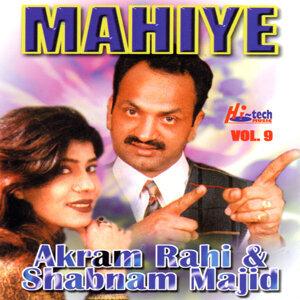 Akram Rahi & Shabnam Majid 歌手頭像