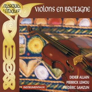 Didier Allain, Pierrick Lemou Et Frédéric Samzun 歌手頭像